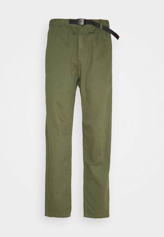 GRAMICCI PANTS LOOSE - Chinos - olive