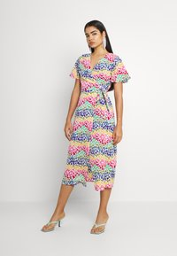 Never Fully Dressed - LUCIA RAINBOW WRAP DRESS - Maxi dress - multi - 1