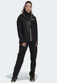 adidas Performance - GORE-TEX J TECHNICAL HIKING JACKET - Training jacket - black - 1