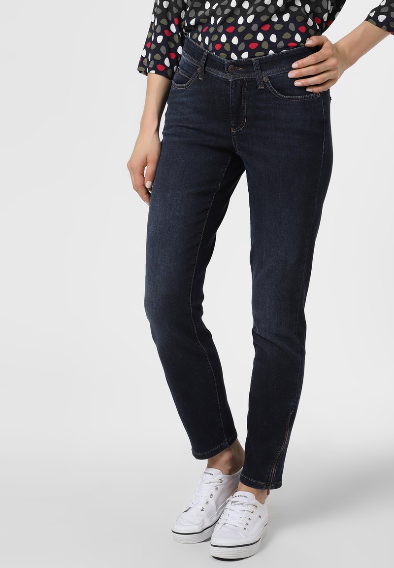 Cambio - Slim fit jeans - blue stone