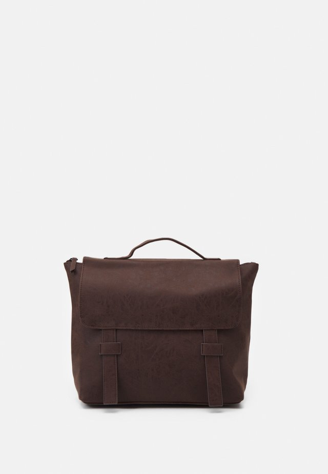 COMMUTER BACKPACK UNISEX - Rugzak - rich tan