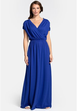 Maxi dress - royal blue