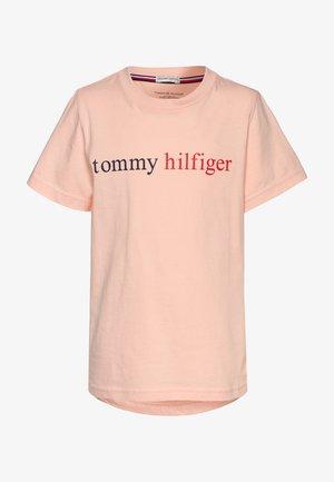 TEE LOGO - Undershirt - pink