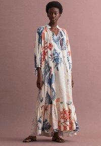 GANT - SEASHELL  - Maxi dress - cream - 1