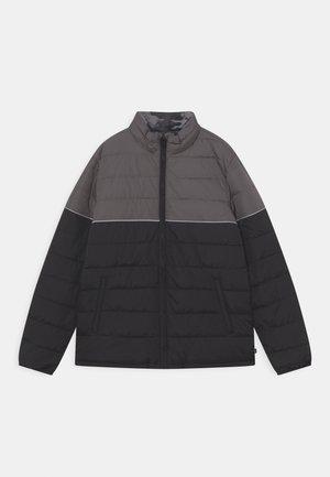 BOY PUFFER  - Winter jacket - true black
