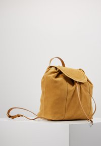 Even&Odd - LEATHER - Reppu - mustard - 3