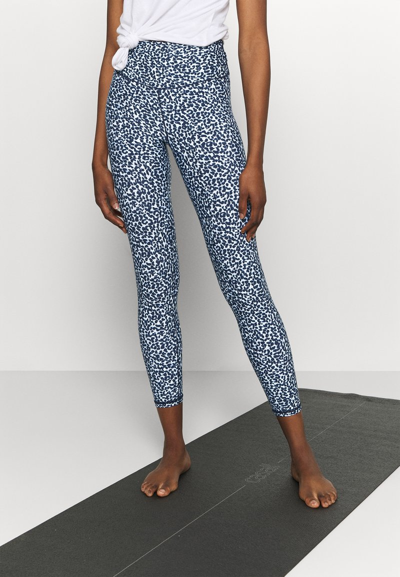 Cotton On Body - STRIKE A POSE YOGA - Leggings - baby blue