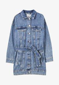 PULL&BEAR - Veste en jean - blue - 12