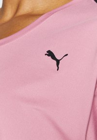 Puma - TRAIN PEARL TEE - Sports shirt - foxglove/black - 5