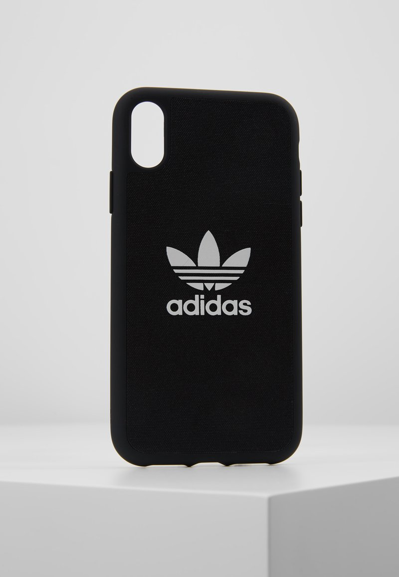 adidas Originals - ADIDAS MOULDED CASE CANVAS - Etui na telefon - black
