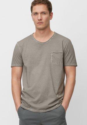 SHORT SLEEVE RAW - T-shirt basic - griffin
