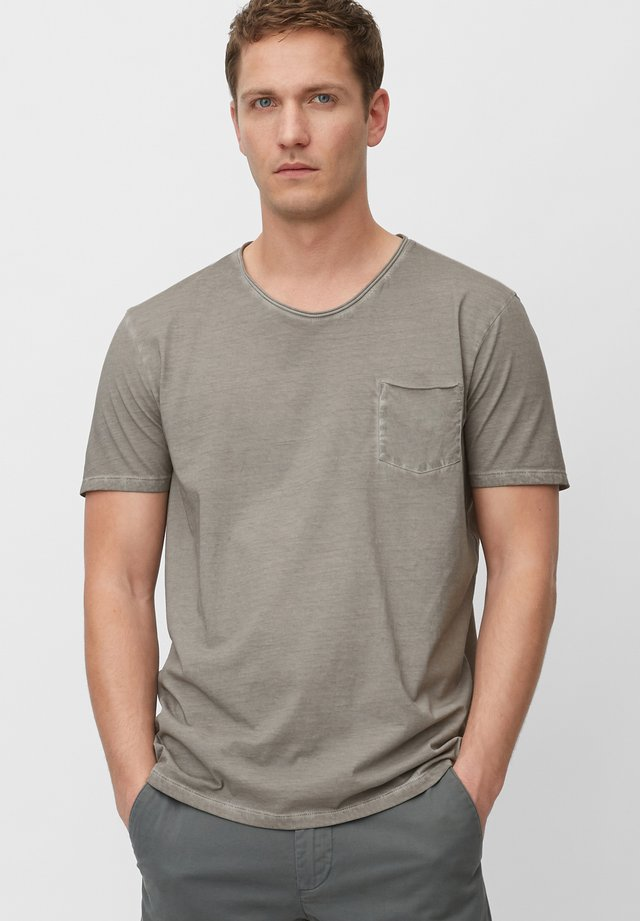 SHORT SLEEVE RAW - Basic T-shirt - griffin