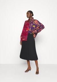 Farm Rio - COSMIC FLORAL SHIRT - Button-down blouse - multi - 1