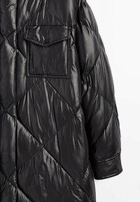 Massimo Dutti - Down coat - black - 7