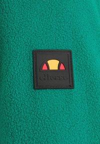 Ellesse - AMALFON OH HOODY - Fleece jumper - dark green - 6