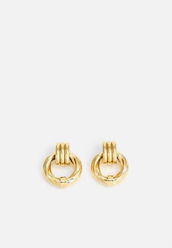 LETS GET LOUD - Earrings - gold-coloured