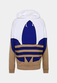 adidas Originals - OUT HOOD - Sweat à capuche - white/royblu/trakha