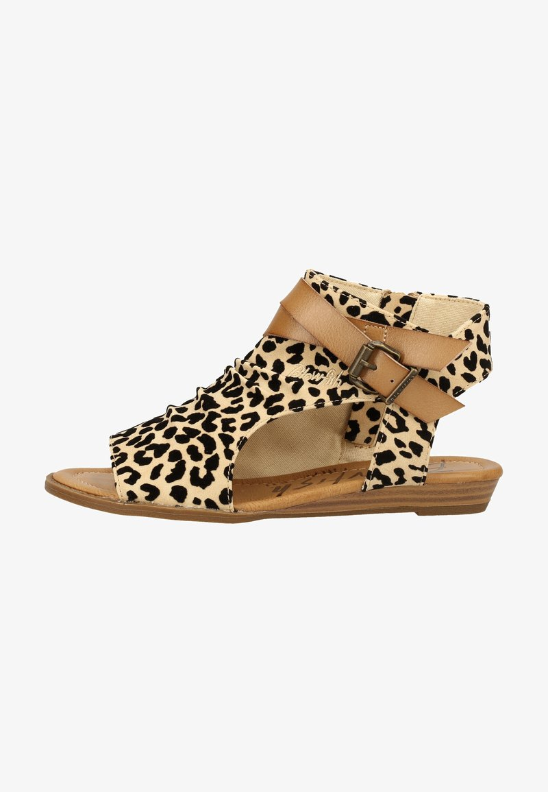 Blowfish Malibu - Ankle cuff sandals - brown
