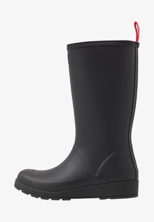 ORIGINAL INSULATED PLAY TALL - Botas de agua - black