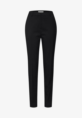 MAGDA - Pantalones - black