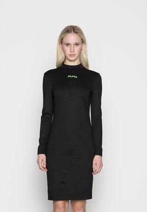 BODYCON DRESS - Vestido ligero - black