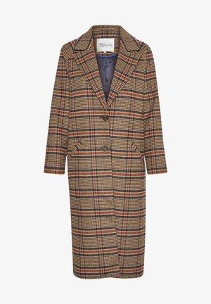 IBEN  - Classic coat - total eclipse checkered