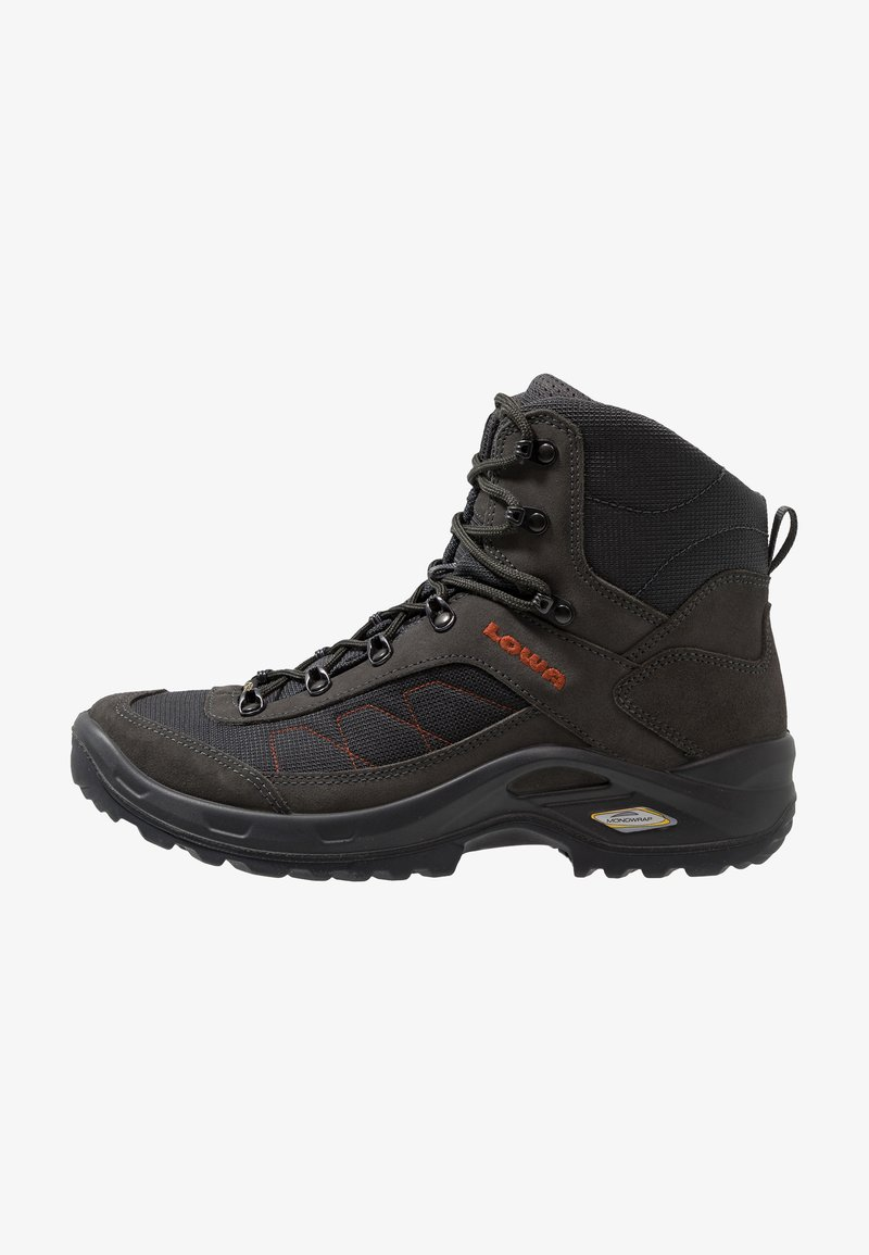 Lowa - TAURUS II GTX MID - Hiking shoes - anthrazit
