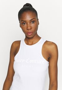 Juicy Couture - PARKER - Toppe - white - 4