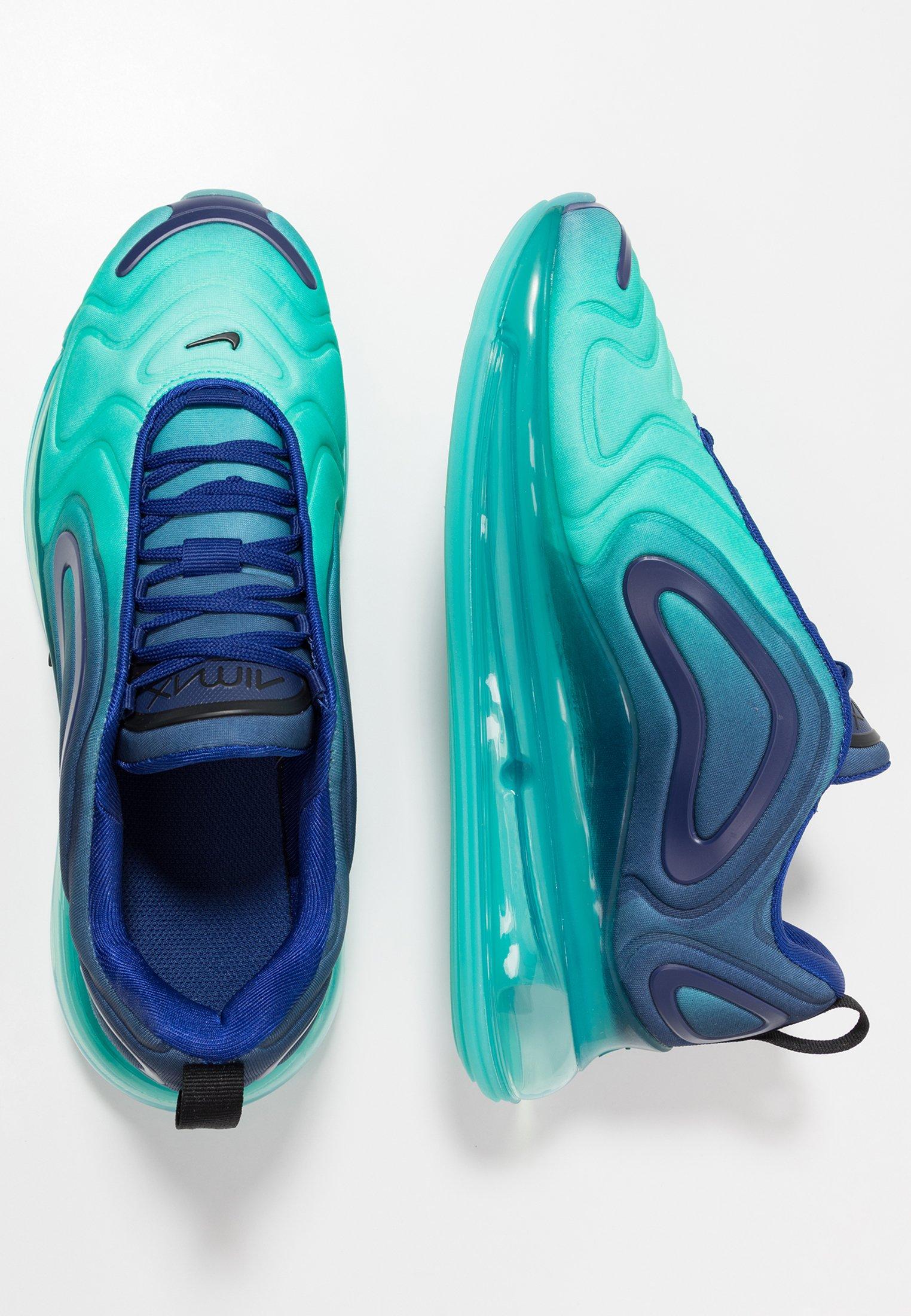 AIR MAX 720 - Sneakers laag - deep royal blue/hyper jade/black