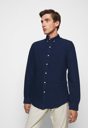LONG SLEEVE SPORT - Shirt - indigo