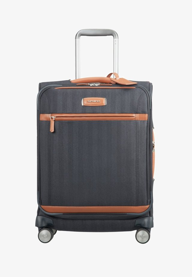 LITE DLX TROLLEY MIT 4 ROLLEN - Wheeled suitcase - midnight blue