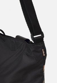 Puma - CORE POP SHOPPER - Tote bag - black - 3