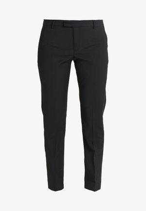 KINSA - Trousers - black