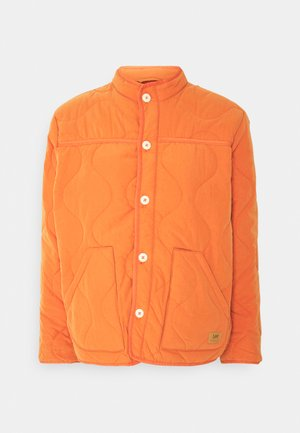 PADDED - Giubbotto Bomber - desert orange