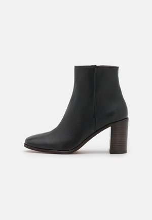 GREER  - Kotníková obuv - true black