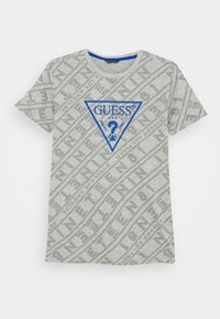 Guess - JUNIOR - T-shirt imprimé - grey - 0