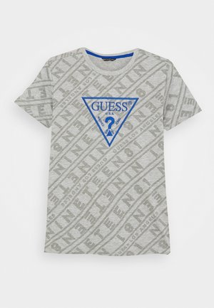 JUNIOR - Camiseta estampada - grey