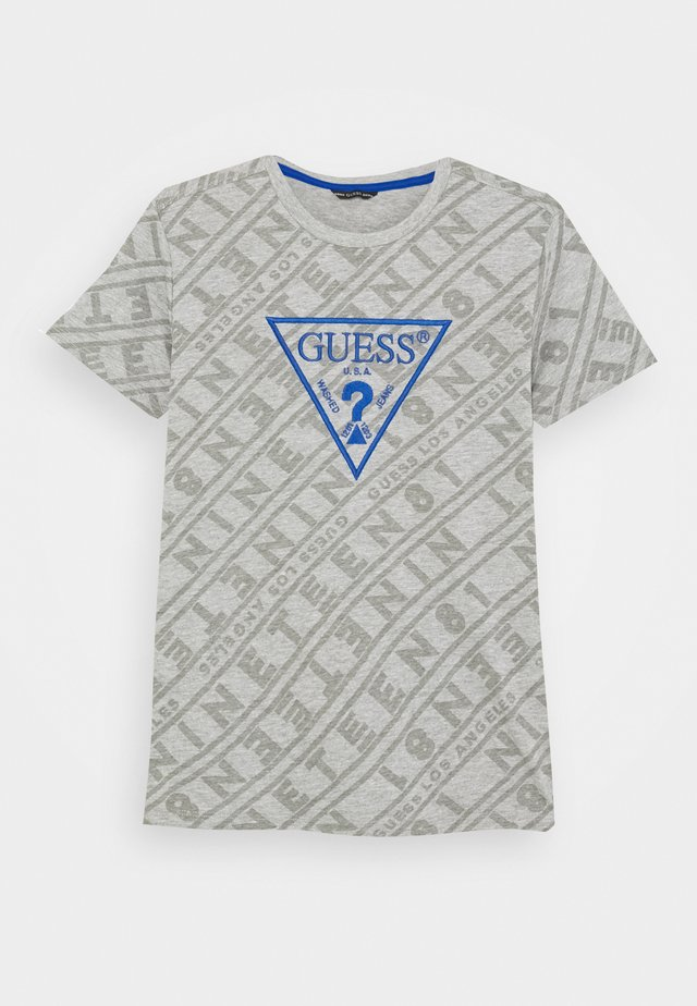 JUNIOR - Print T-shirt - grey
