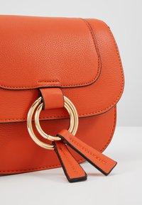 Dorothy Perkins - RING SADDLE - Across body bag - orange - 6