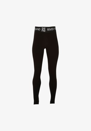 RI WAISTBAND - Legging - black