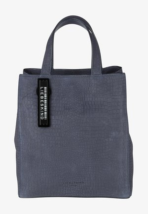 LIZARD LOOK - Handbag - midnight sky