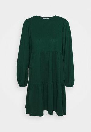 ONLZILLE SHORT DRESS - Jersey dress - ponderosa pine