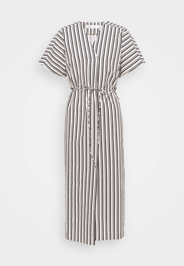 VANU KAFTAN - Korte jurk - offwhite