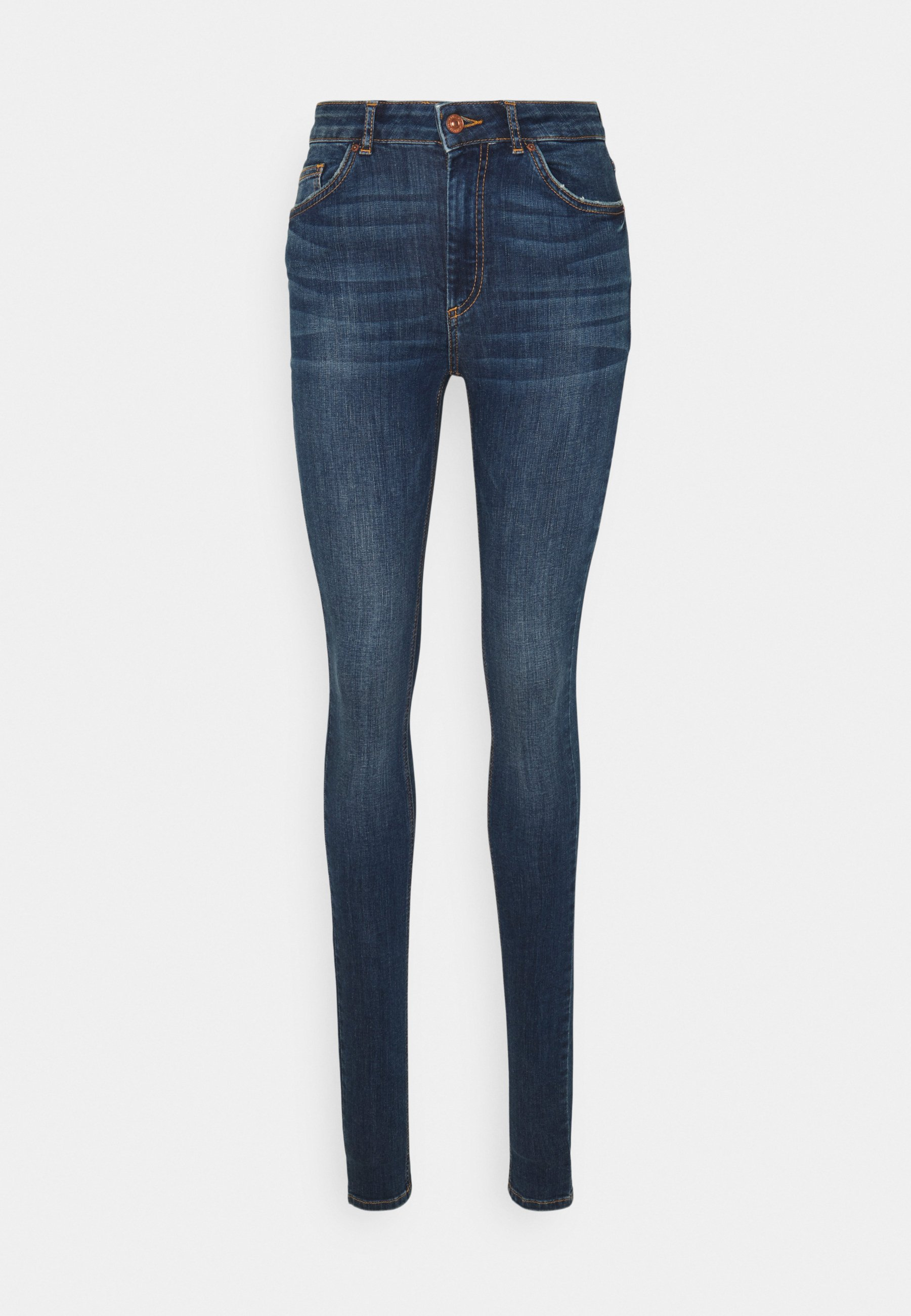 Women PCDELLY - Jeans Tapered Fit