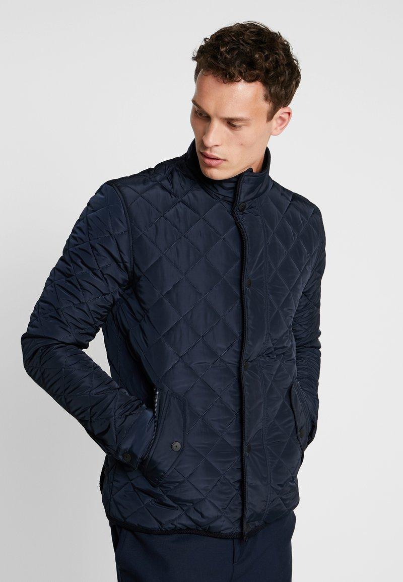 Pier One - Light jacket - dark blue