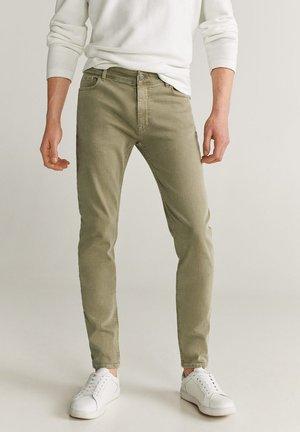 BILLY - Jeans Skinny Fit - kaki