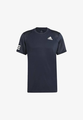CLUB TEE - T-shirt med print - legend ink white