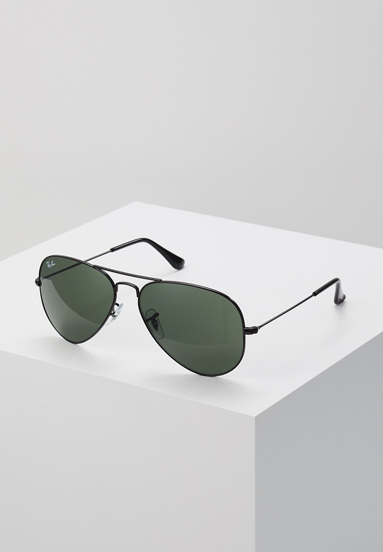 Ray-Ban - AVIATOR - Sunglasses - schwarz