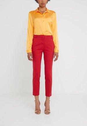 BELLO PANTALONE  - Leggings - Trousers - red
