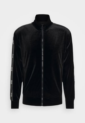 MAN LIGHT - Zip-up hoodie - nero